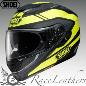 Shoei GT AIR Swayer TC3 Black Yellow