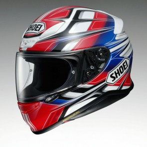 Shoei NXR Rumpus TC1 Red
