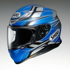 Shoei NXR Rumpus TC2 Blue