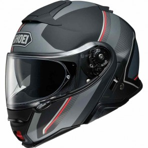 Shoei Neotec 2 Excursion Black with Intercom Offer