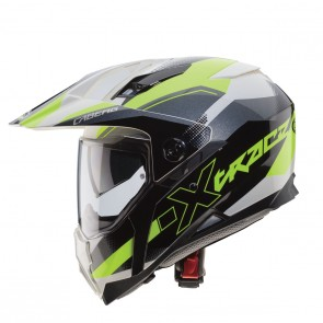 Caberg X Trace Spark Black Fluo