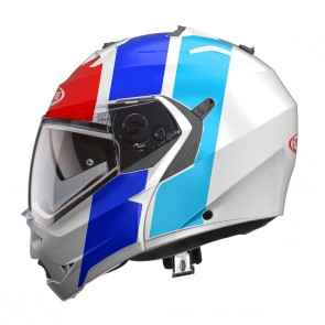 Caberg Duke II 2 Impact White Blue Red