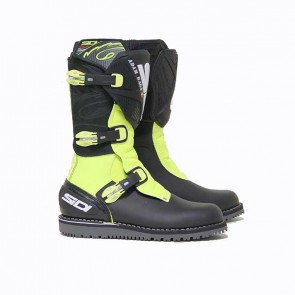 Sidi Trial Zero 1 Raga Ltd Edition Black Fluo