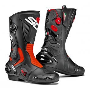 Sidi Vertigo 2 Black Flo-Red
