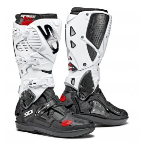 Sidi Crossfire SRS Black White