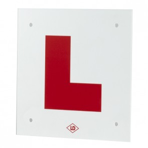 TIE ON EXTRA THICK L PLATES
