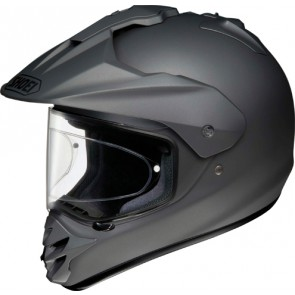 SHOEI HORNET DS MATT DEEP GREY X-SMALL HELMET