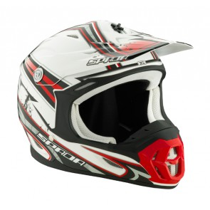 SPADA VIOLATOR HAWK RED HELMET