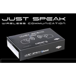 CABERG JUSTSPEAK BLUETOOTH UNIT FITS HYPERX SINTESI JET SINTESI AND MODUS