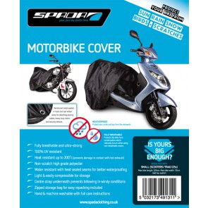 SPADA MOTORCYCLE RAINCOVER