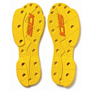 Sidi SRS Yellow Slider Soles