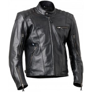 HALVARSSONS DISCOVERY JACKET MEN BLACK - 48