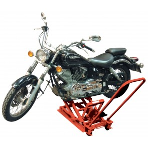 AMERICANA HYDRAULIC MOTORCYCLE LIFT FOR CUSTOM / UNFAIRED BIKES #AH2001