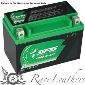 LITHIUM ION BATTERY / REPLACES YTX4L-BS