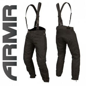 Armr Kano Short Leg Black