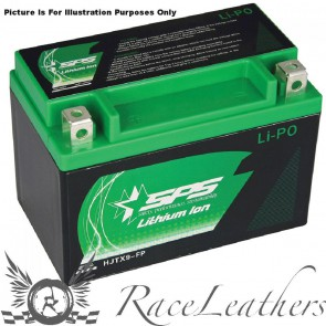 LITHIUM ION BATTERY / REPLACES YTX12-BS