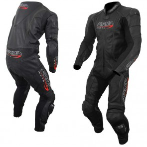 Armr Harada S Leather Suit Black
