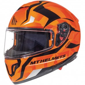 MT Atom Divergence Fluo Orange