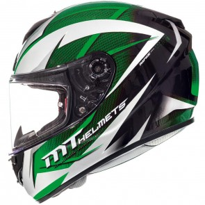 MT Rapide Crucial Pearl White Green
