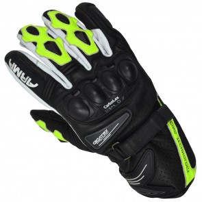 Armr S880 Aramid Lined Black Fluo
