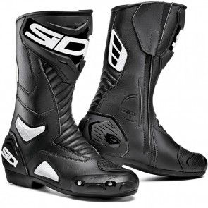 Sidi Performer Black White