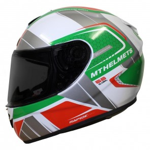 MT Rapide Global White Green Red