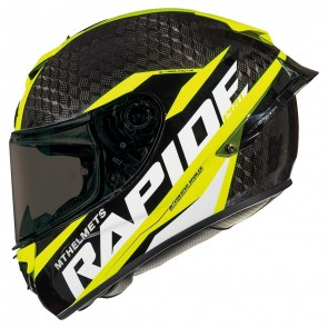 Childs MT Rapide Pro Carbon Fluo Yellow