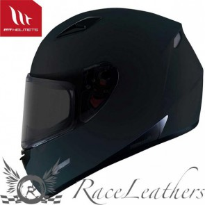 MT Mugello Solid Matt Black