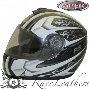 Viper RSV5 Vigor Black/White