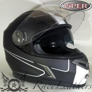 Viper RSV9 Speed Matt Black