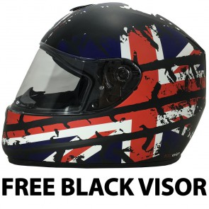 Viper RS250 Union Track - FREE BLACK VISOR
