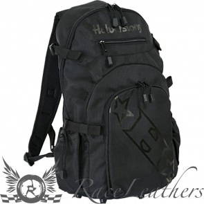 Halvarssons Combi Pack Backpack Black