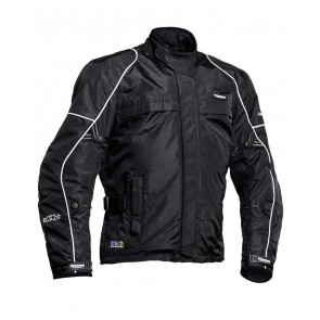 Halvarssons Halogen Jacket Mens Black