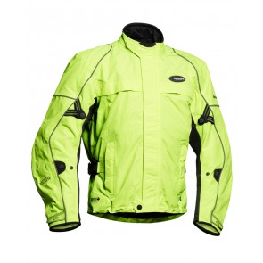Halvarssons Halogen High Vis Jacket Mens Yellow