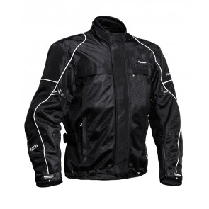 Halvarssons Halogen Mesh Jackets Mens Black