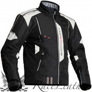 Lindstrands Wacca Jacket Black White
