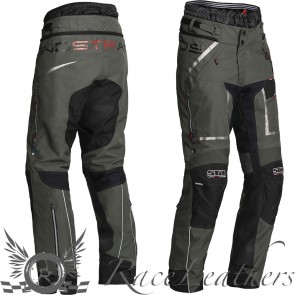 Lindstrands Q Pants Lava Mens Waterproof Trousers