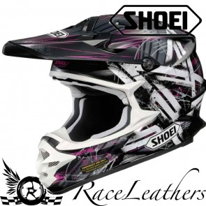 Shoei VFX-W Crosshairs TC10