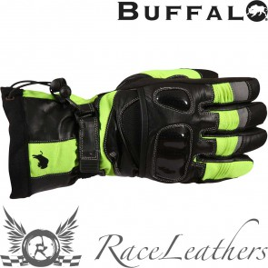 Buffalo Yukon Gloves Black Hi-Viz