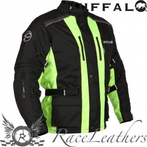 Buffalo Kids Ranger Jacket Neon