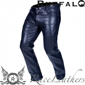 Buffalo Classic Leather Jeans