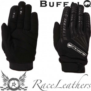 Buffalo Focus Gloves Black