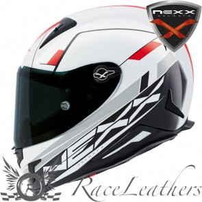 Nexx XR2 Fuel White/Red