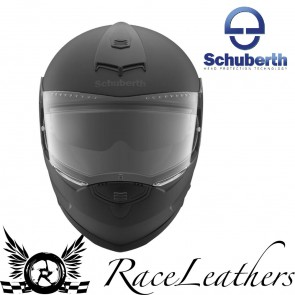 Schuberth S2 Matt Black Helmet
