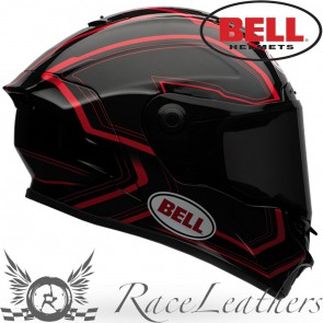 Bell Street Star Pace Black Red