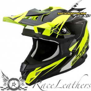 Scorpion VX15 Krush Yellow Black