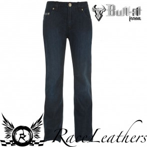 Bull-it Laser4 Italian Boot Cut Blue Jeans