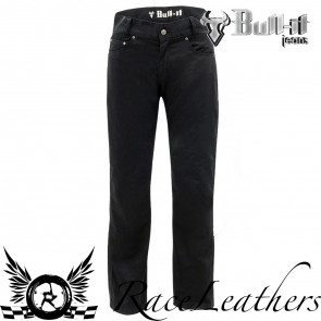 Bull-it Carbon +7 Black Jeans