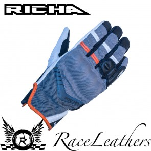 Richa Desert Grey Orange Gloves