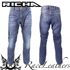 Richa Hammer Dark Blue Jeans